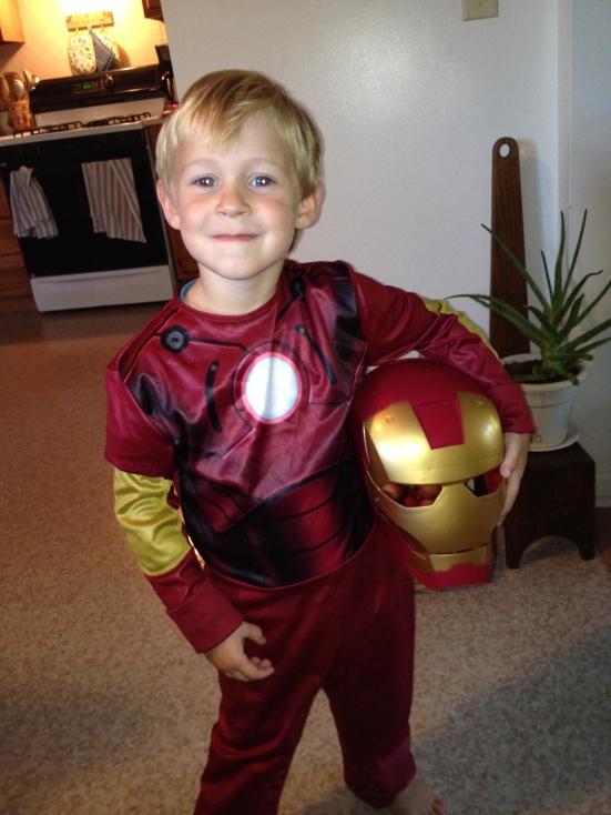 Matt Iron man