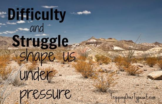 Desert Struggle