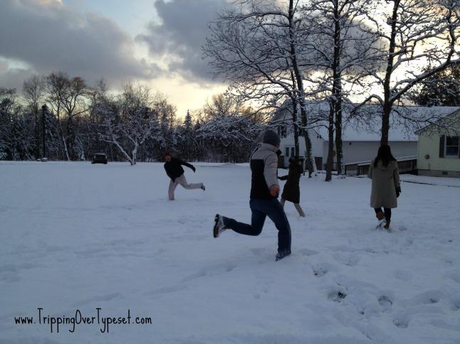 snow fight 1n