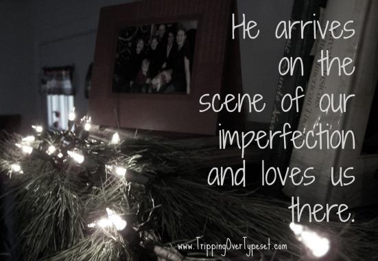 imperfect scene