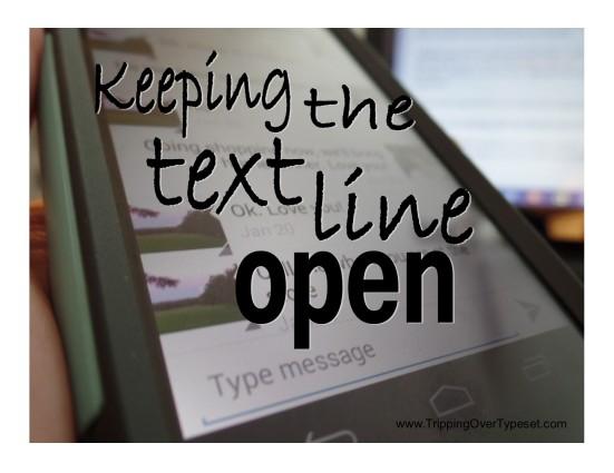 textline